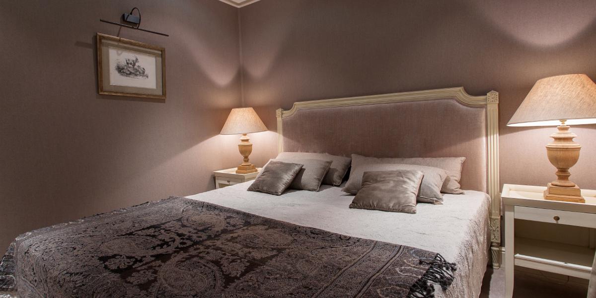 Дом Солнца в Красной поляне - Апартаменты №6 - Zermatt